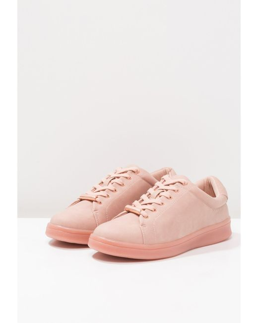 New Look MARTELLIO - Trainers - light pink qwC6Pm