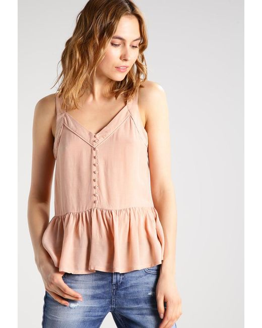 Y.A.S | Pink Apio Blouse | Lyst