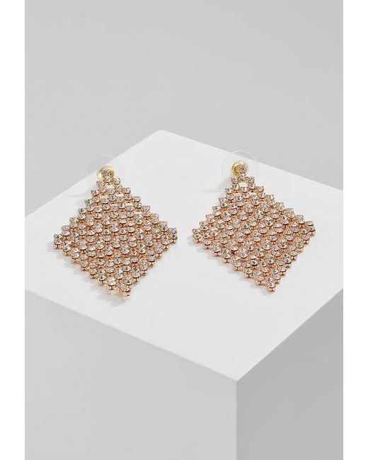 ALDO | White Denapoli Earrings | Lyst