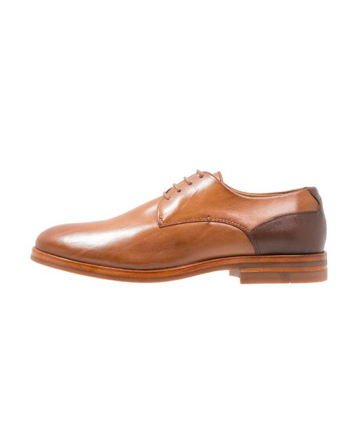 H by Hudson | Brown Enrico Lace-ups for Men | Lyst