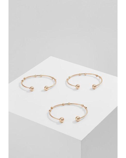 ALDO   Metallic Rogas 3 Pack Bracelet   Lyst