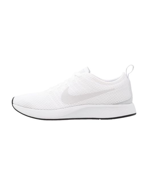 Nike | White Dualtone Racer Trainers | Lyst