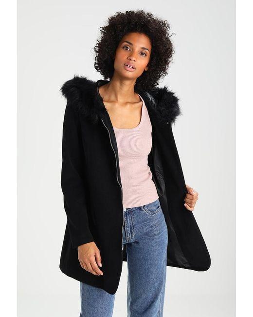 Vero Moda | Black Vmmacy Classic Coat | Lyst