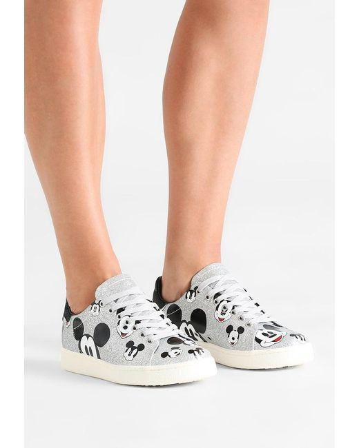 MOA | Metallic Disney Trainers | Lyst