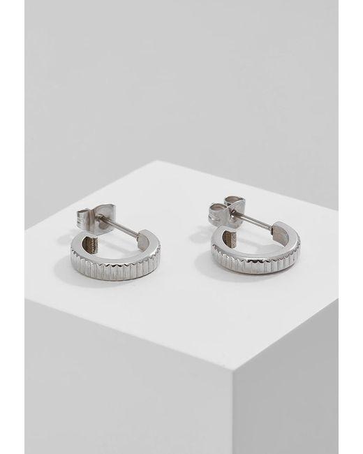 Dyrberg/Kern   Metallic Marit Shiny Earrings   Lyst
