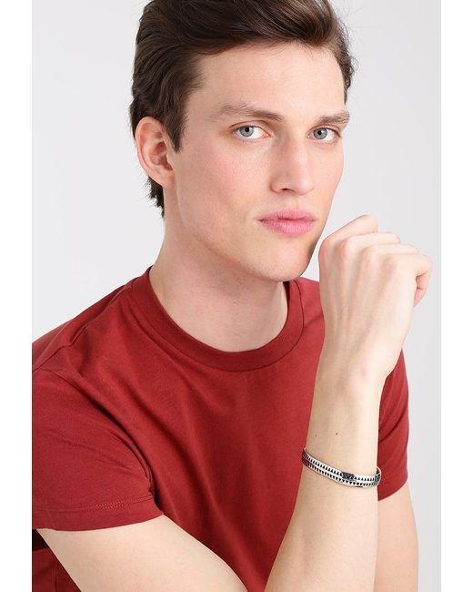 Icon Brand   Metallic Bracelet for Men   Lyst