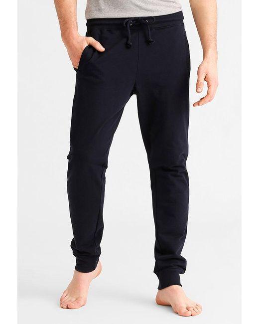 Bread & Boxers | Blue Pyjama Bottoms for Men | Lyst