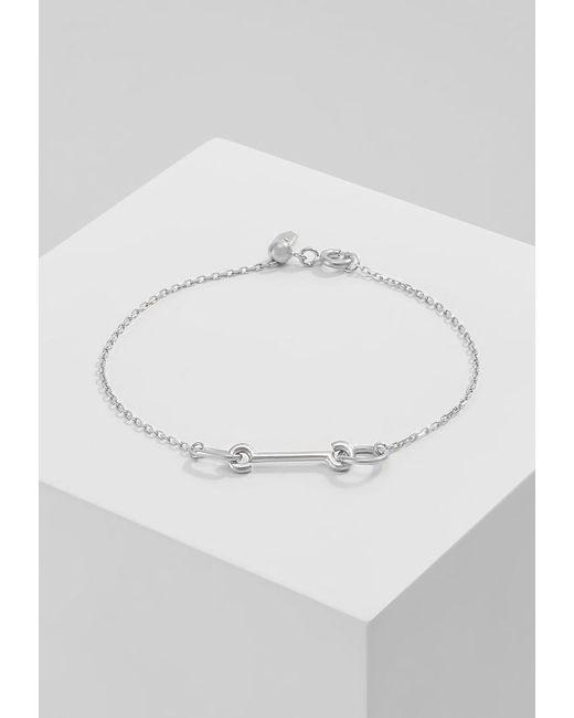 Maria Black | Metallic Knight Bracelet | Lyst