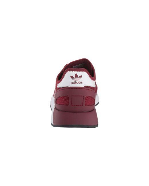 sports shoes 952c3 36238 ... Adidas Originals - Red N-5923 (collegiate Burgundy white black) Men s  ...