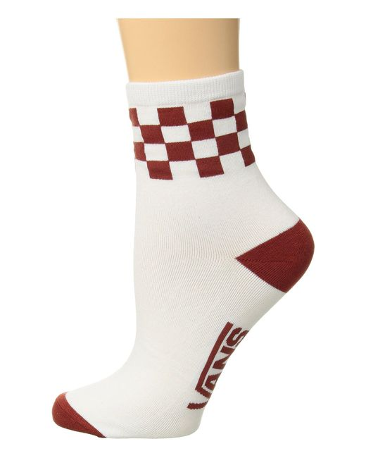 Vans - Multicolor Summit Socks (bossa Nova) Women's Crew Cut Socks Shoes - Lyst