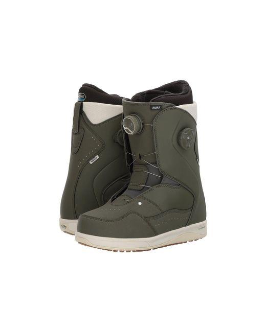 Vans - Green Aura (grape Leaf) Women's Snow Shoes - Lyst