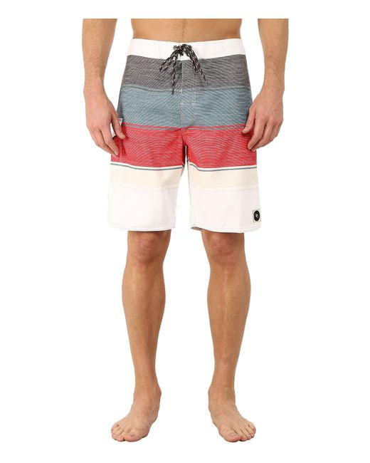 Rip Curl - Blue All Time Boardshorts for Men - Lyst