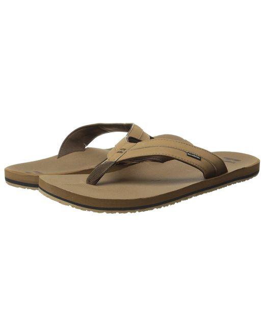 Billabong | Natural All Day Impact Sandal for Men | Lyst