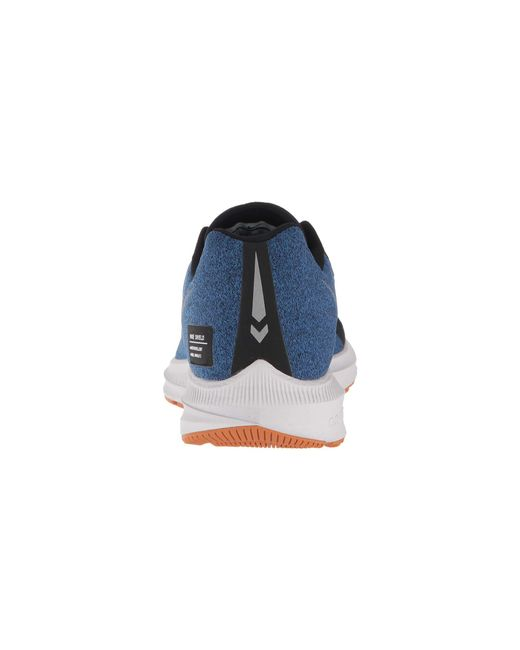 097a9eb5fe818 ... Nike - Air Zoom Winflo 5 Run Shield (black metallic Silver hyper Royal  ...