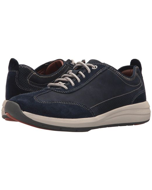 Clarks - Blue Uncoast Lace for Men - Lyst