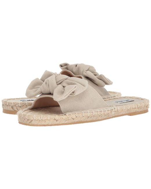 Not Rated - Erra (natural) Women's Sandals - Lyst