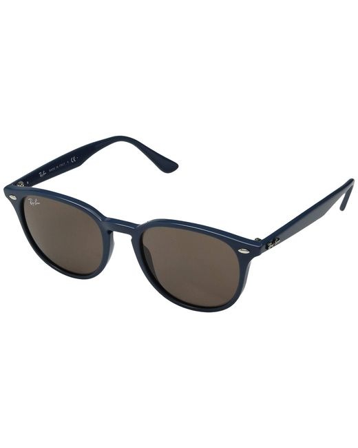 9429570ae25 Lyst - Ray-Ban 0rb4259 51mm (blue dark Brown) Fashion Sunglasses in Blue