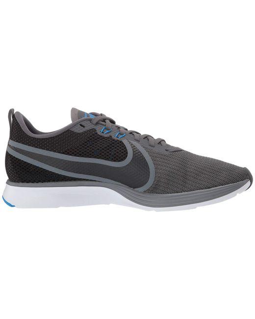 5c255fae45019 ... Nike - Multicolor Zoom Strike 2 Running Shoe (university Red team Red black  ...