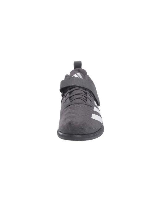 0f5ad3fa75b Lyst - adidas Powerlift 4 (grey Five footwear White grey Five) Men s ...
