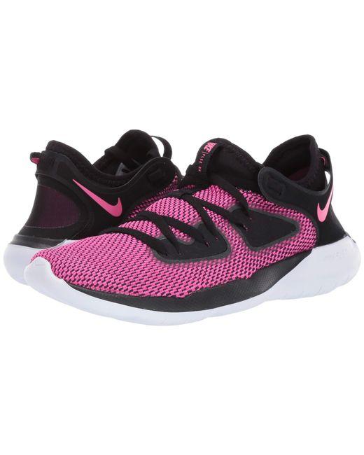 55db33fcd1b7 Lyst - Nike Flex 2019 Rn (cool Grey black wolf Grey white) Women s ...
