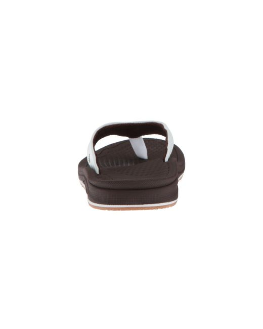 4873bea8d1e5 Lyst - New Balance Renew Thong (rose Gold) Women s Sandals in Brown