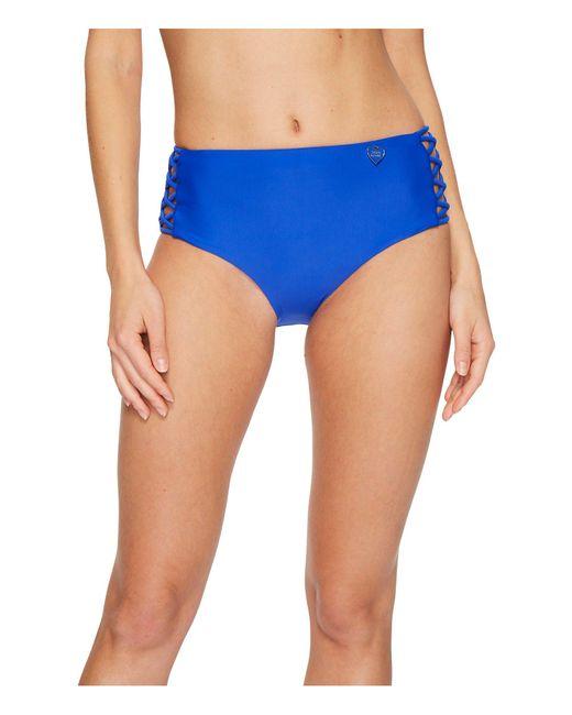 Body Glove - Blue Smoothies Retro Bottoms (midnight) Women's Swimwear - Lyst