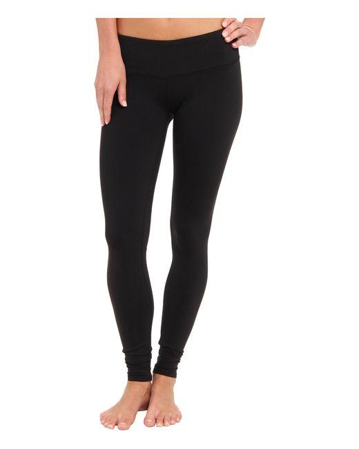 Alo Yoga - Black Airbrushed Legging - Lyst
