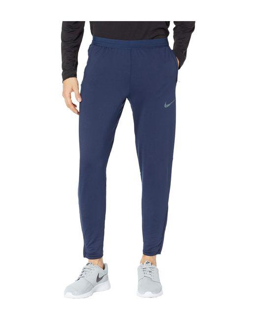 79bf5d51623 Nike - Phenom Pants (obsidian reflect Black) Men s Casual Pants for Men ...