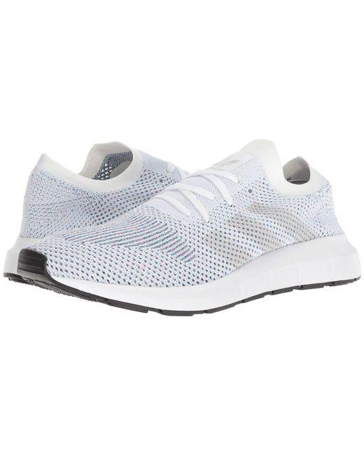Adidas - Multicolor Swift Run Pk (ftwwht greone cblack) Men s Shoes for ... 01dd22cad