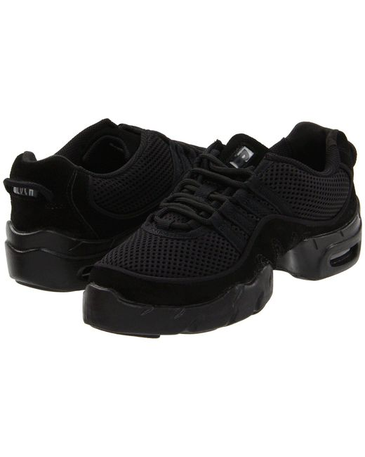 Bloch - Boost Drt Mesh Sneaker (black) Women's Dance Shoes - Lyst