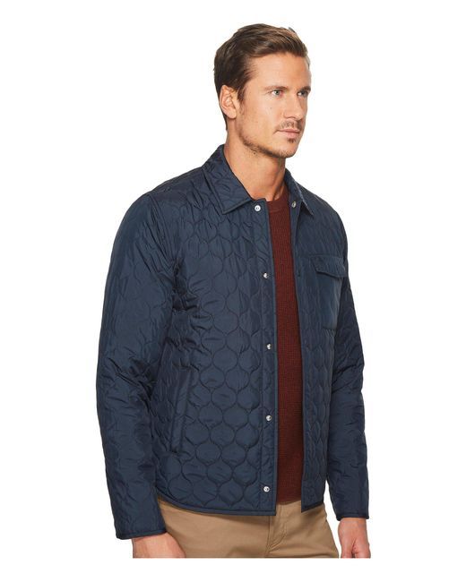 Original penguin Lightweight Onion Quilted Jacket in Blue for Men ... : penguin quilted jacket - Adamdwight.com