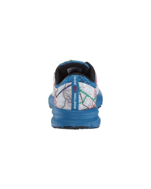 11cc6572454d9 ... Brooks - Launch 6 (navy light Blue charisma) Women s Running Shoes ...