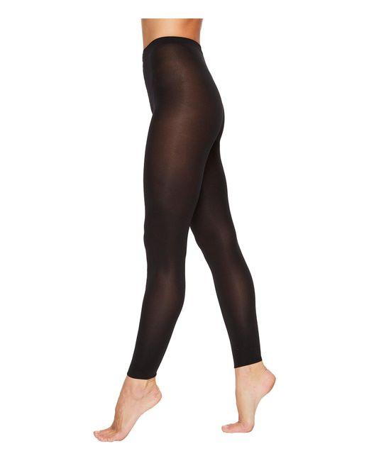 Wolford - Velvet 66 Leggings (black) Women's Clothing - Lyst