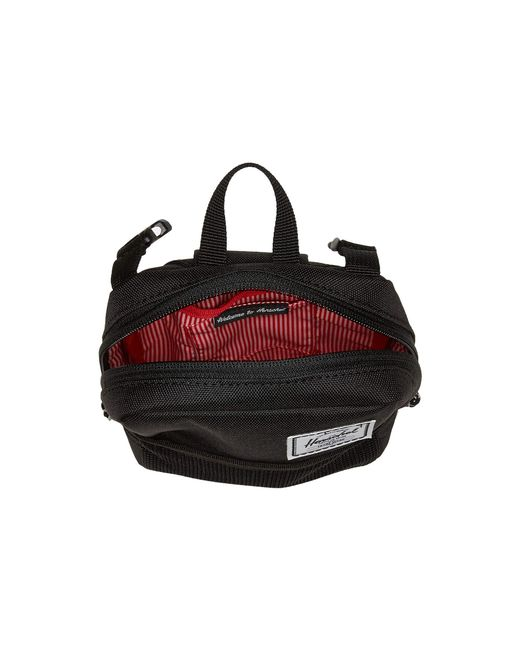 Black Sinclair Large (woodland Camo) Cross Body Handbags for Herschel ... c77c814a2e410