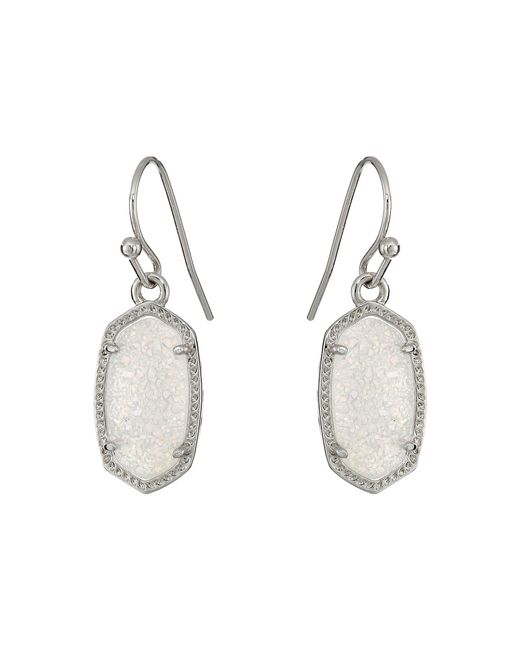 Kendra Scott - Metallic Lee Earring - Lyst