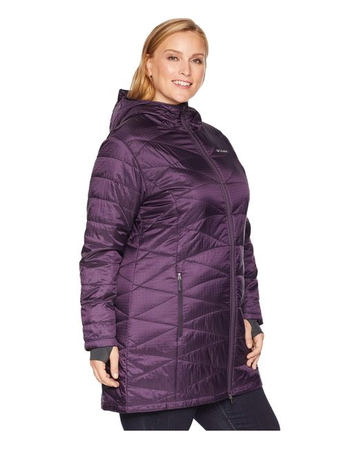 66171ebdc7c Columbia Plus Size Mighty Lite Hooded Jacket Holiday presents