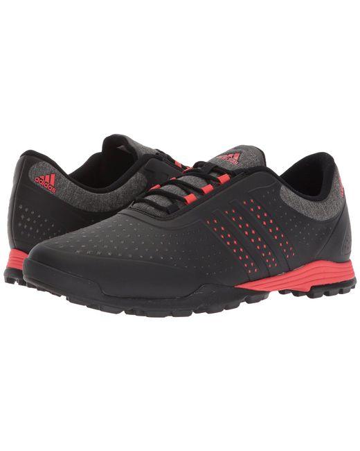 Adidas Originals - Black Adipure Sport (core White/aero Blue/chalk Coral) Women's Golf Shoes for Men - Lyst