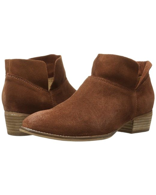 Seychelles - Multicolor Snare (light Tan Leather) Women's Boots - Lyst