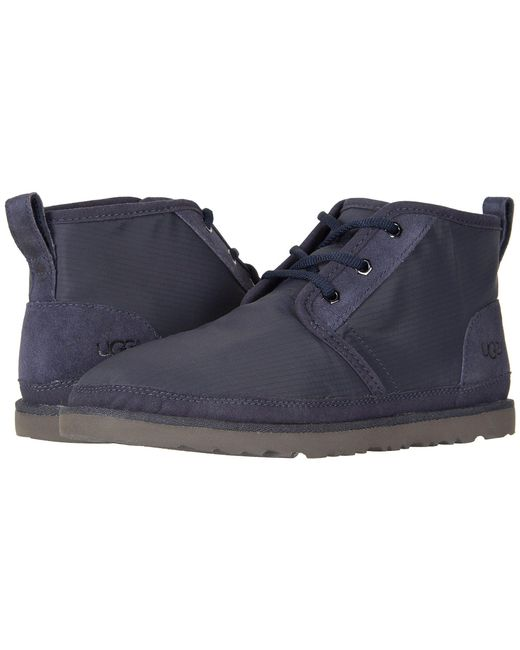 Ugg - Blue Neumel Ripstop (charcoal) Men's Shoes for Men ...