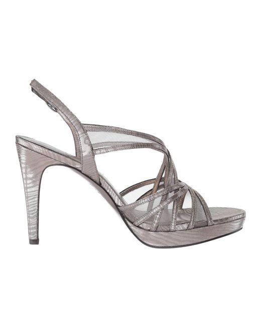 7230565dfcff ... Lyst Adrianna Papell - Multicolor Adri (gunmetal) Women s Shoes ...