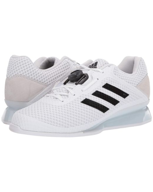 44761e89cdf2a5 Adidas - Gray Leistung 16 Ii (footwear White core Black footwear White) ...