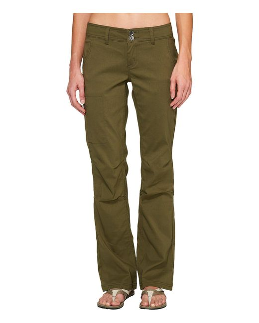 Prana - Green Halle Pant (coal) Women's Casual Pants - Lyst