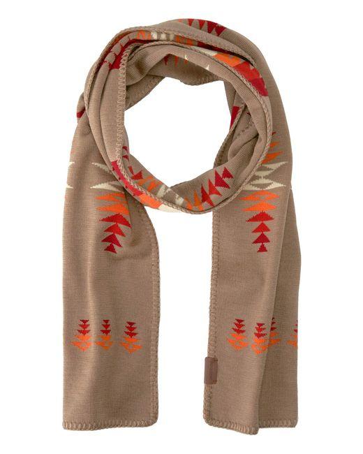 Pendleton - Multicolor Knit Muffler (tucson Turquoise) Scarves - Lyst