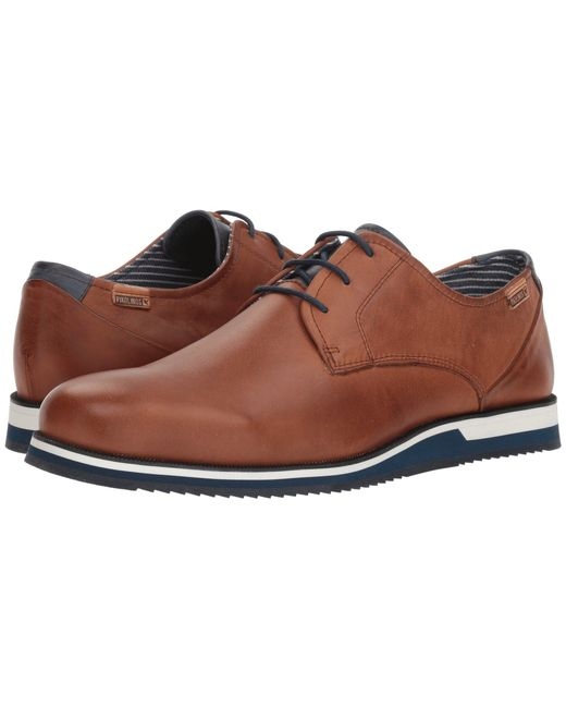 Pikolinos - Brown Leon M0k-4204 (cuero) Men's Lace-up Boots for Men - Lyst