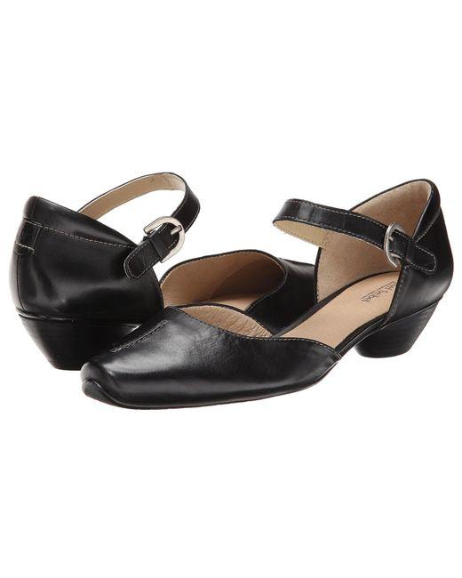 Josef Seibel - Tina 17 (black Equipe) Women's 1-2 Inch Heel Shoes - Lyst