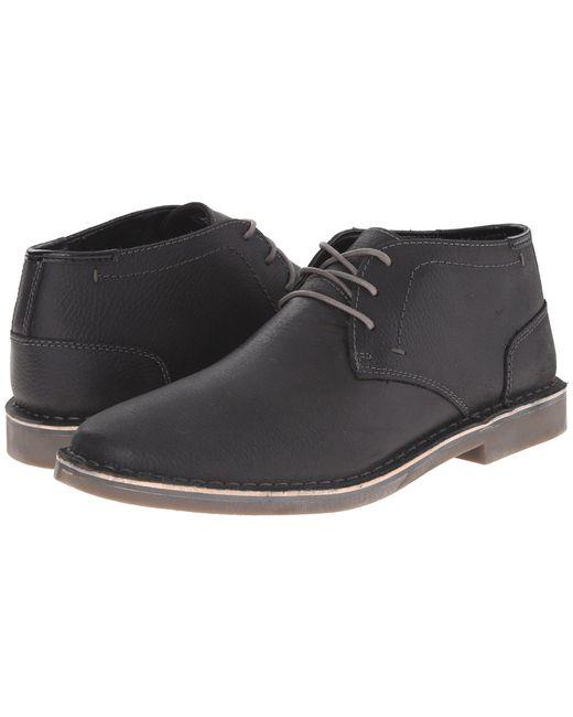 Kenneth Cole Reaction - Desert Sun Pb (black) Men's Lace-up Boots for Men - Lyst