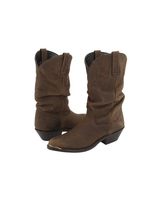Dingo - Marlee (brown) Cowboy Boots - Lyst