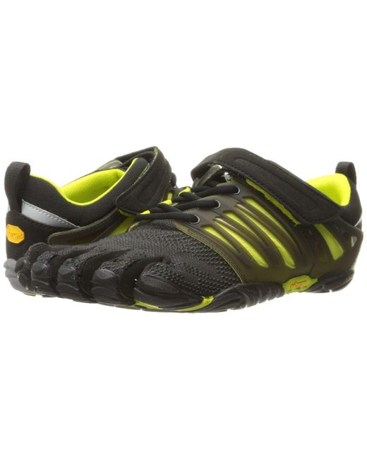 Vibram Fivefingers - Multicolor V-train (black/green) Men's Shoes for Men - Lyst