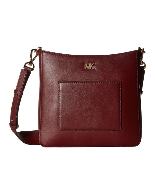 MICHAEL Michael Kors - Multicolor Gloria Pocket Swing Pack (acorn) Bags - Lyst
