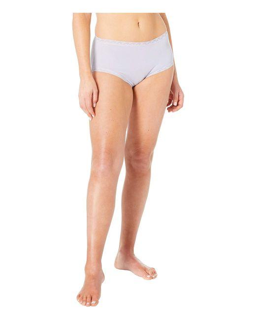 bcfdc9800694 ... Natori - Bliss Cotton Full Brief (blushing Pink) Women's Underwear ...